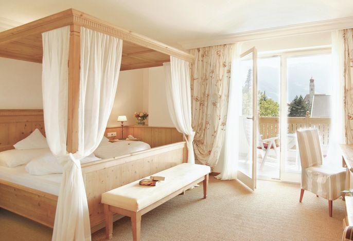 Das Beste für Genießer, immer das Gefühl haben,willkommen zu sein! Urlaub im Klein Fein Hotel Anderlahn heißt, sonnige Tage im Meraner Land, genussvolle Streifzüge durch unsere ausgezeichnete alpin-mediterrane Küche