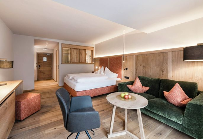 Alpiner Luxus im 5 Sterne Hotel Mirabell in Olang