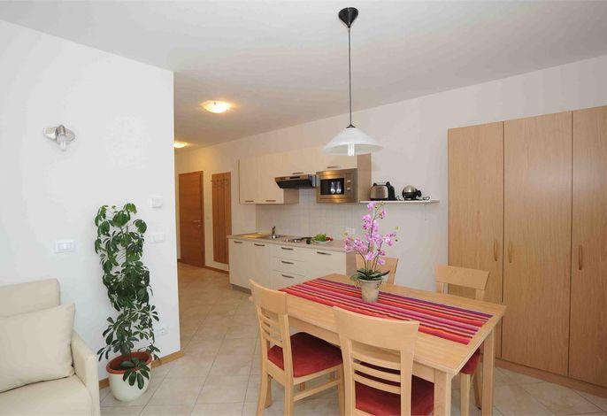 Herzlich Willkommen in der Residence Daniela in###br###Reschen, Südtirol