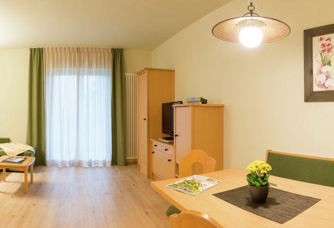Zweiraumappartement Nr. 6 - Wohnzimmer