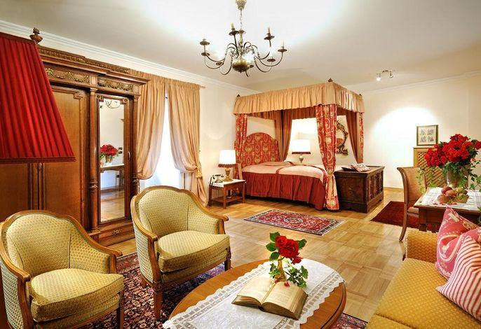 Großes Schloss- oder Residenz Zimmer, Schloss Hotel Korb