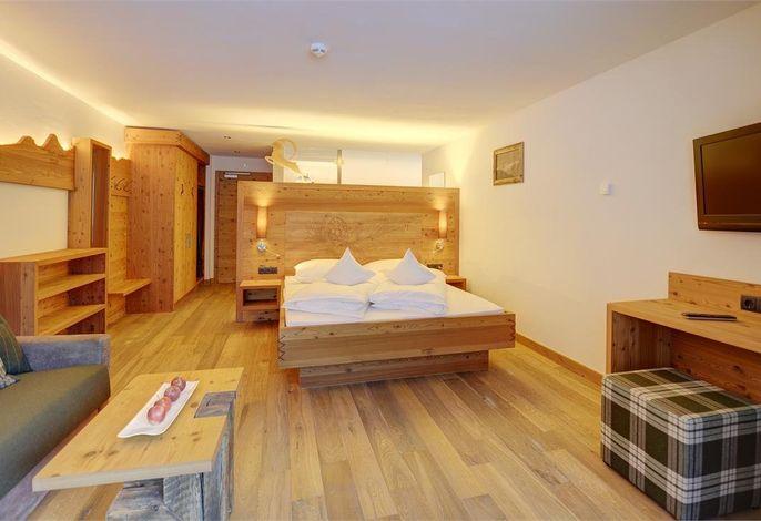 Doppelzimmer Lärchenwald