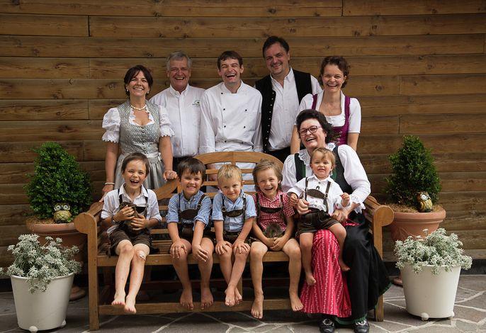 Familie Rabensteiner