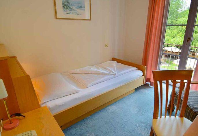 Gemütliches Hotel in ruhiger Lage am Waldesrand