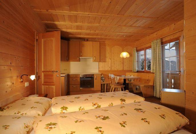 Die Nummer 1 für gehobenen Urlaub-am-Bauernhof in Südtirol! Uriger, aber gepflegter und sanierter Hof, abseits vom Alltagsstress, mit Panoramablick auf die gegenüberliegenden Dolomiten.