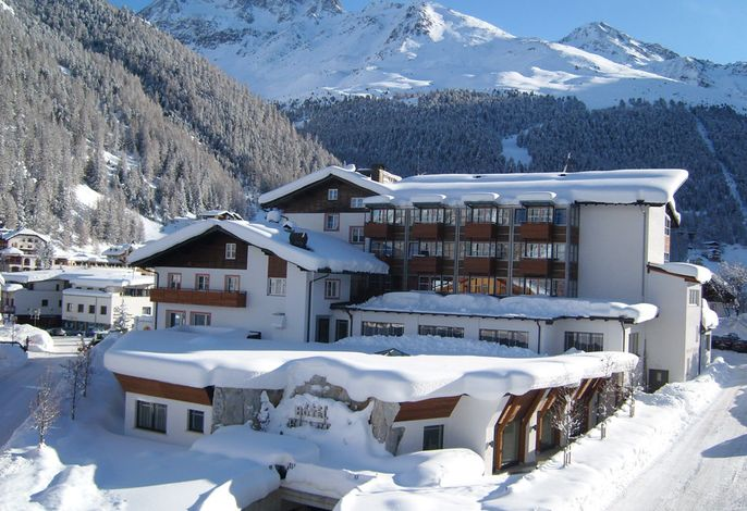 Hotel Eller im Winter
