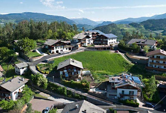 Luftaufnahme Hotel Steineggerhof
