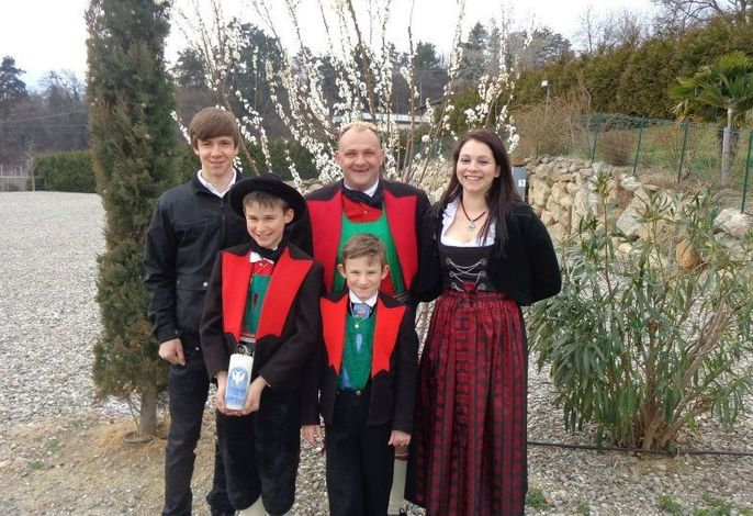Familie Gerhard Waldner