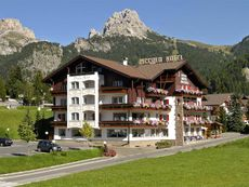 Hotel Piccolo Mountainbike - Holidays Wolkenstein/Selva Di Val Gardena