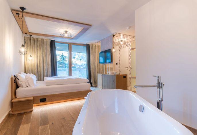 Das etwas andere Hotel in Alta Badia.