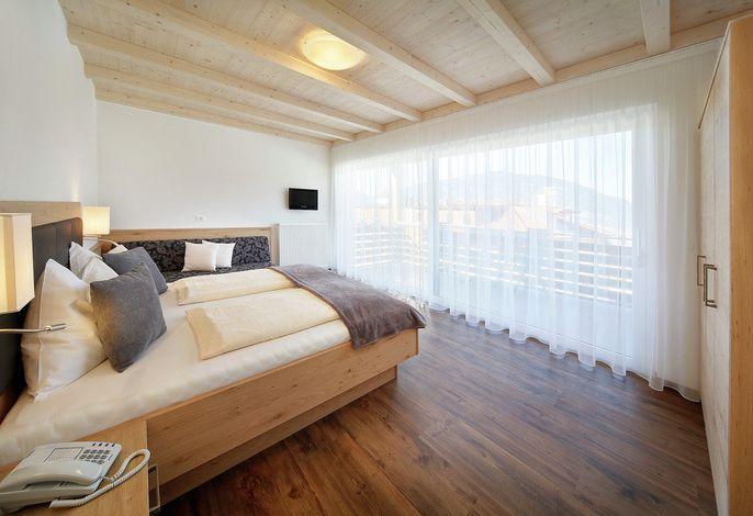 Schlafzimmer Apartment Hirzer