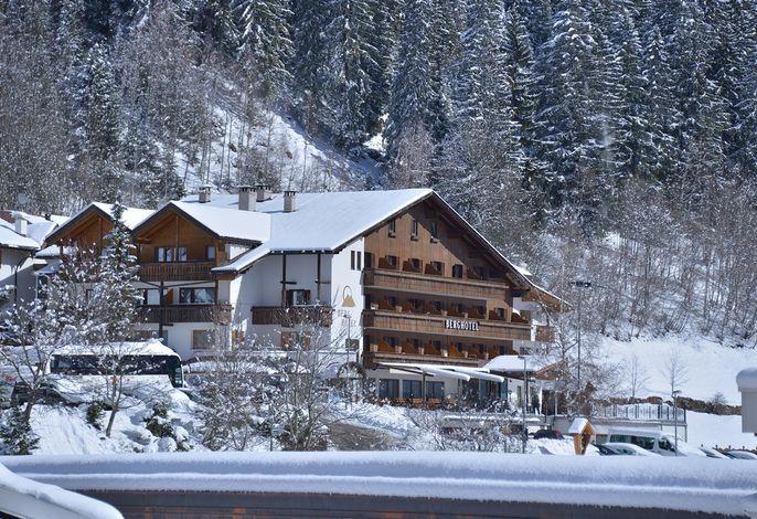 Berghotel Ratschings in Südtirol im Winter