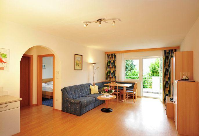 Unser Hotel Garni Somvi  - ihr Urlaubszuhause in Dorf Tirol