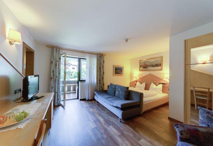 Hotelzimmer im Hotel Schwarzbachhof