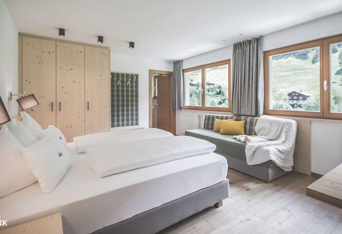 Südtirol, das Ahrntal und unser Wanderhotel Talblick tun gut.###br###Für unsere Gäste schaffen wir eine Wohlfühl-Atmosphäre.