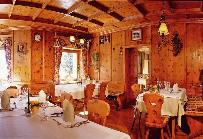 Gemütliche Speisezimmer