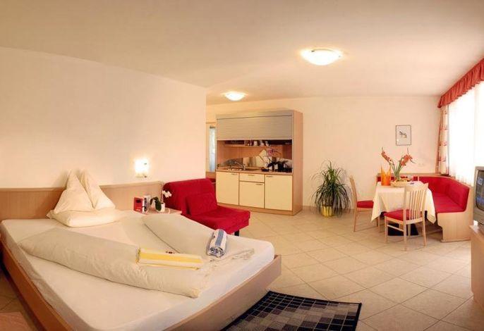 Beispielbild eines Schlafzimmers Suite /Ferienwohnung