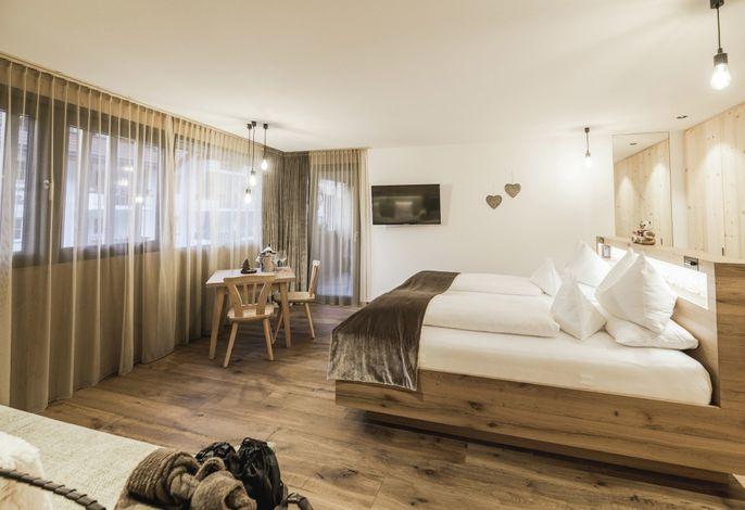 Ein Kleinod der Ruhe, der Erholung und des Genusses kombiniert mit stilvollem Ambiente und familärer Gastlichkeit.