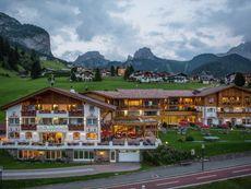 Hotel Welponer Wolkenstein/Selva Di Val Gardena