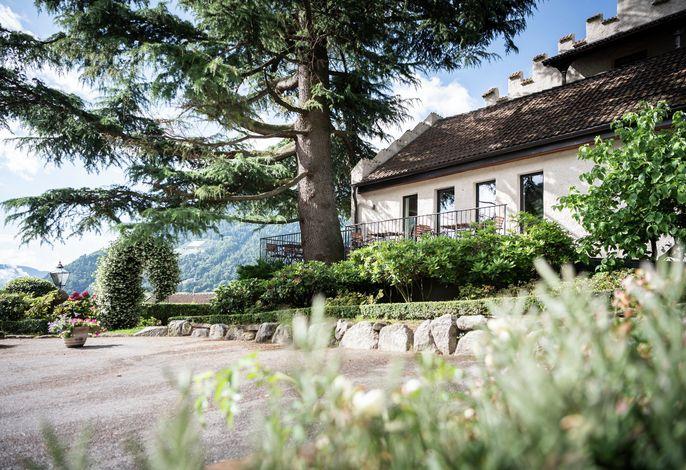 Schloss Plars. wine & suites