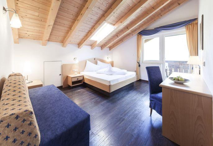 Komfortzimmer Berg - Apfelhotel Torgglerhof