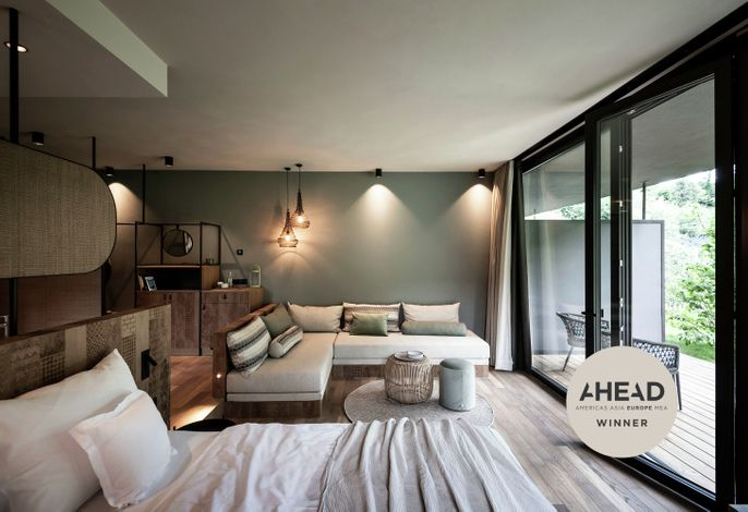Herzlich willkommen im Apfelhotel Torgglerhof**** in Saltaus bei Meran!