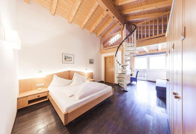 Familienzimmer Berg - Apfelhotel Torgglerhof