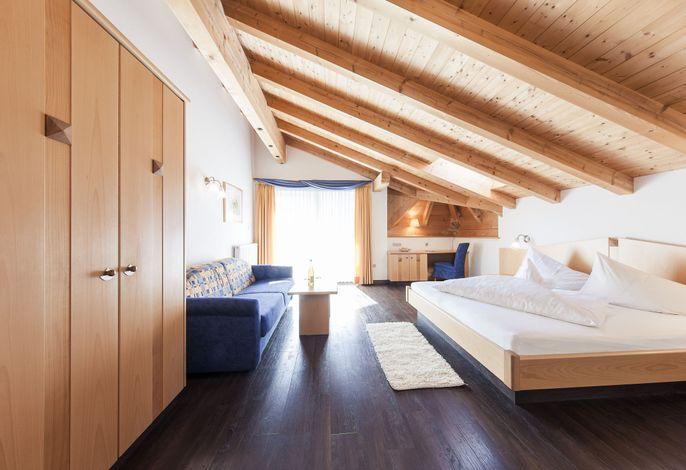 Komfortzimmer Garten - Apfelhotel Torgglerhof