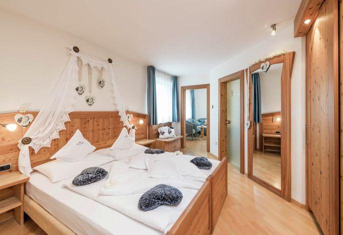Urlaub für dich & mich ... Erleben Sie Genuss & Romantik in trauter Zweisamkeit im Adults' only Hotel Das Badl!