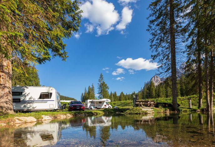 Europas Komfort Campingplatz Nr. 1