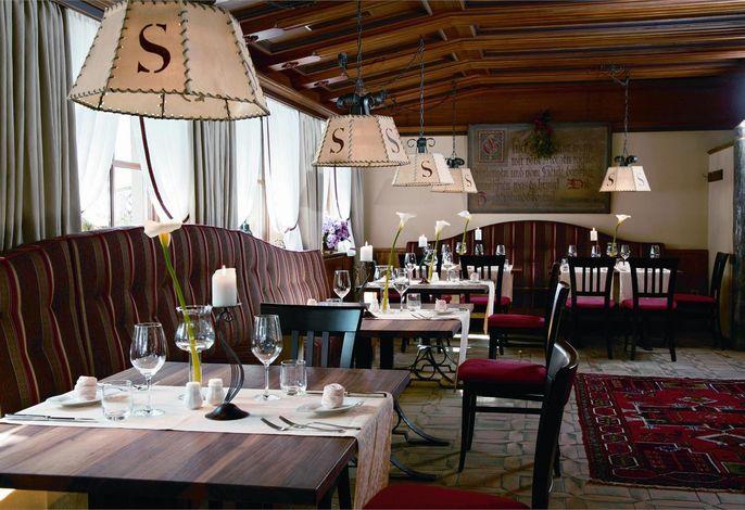 Restaurant Romantik Hotel Santer