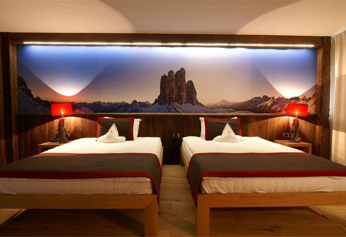 Suite Lodge Saskia