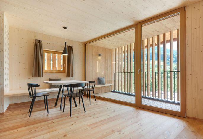 Willkommen im Kircherhof, dem besonderen Bauern- und Gasthof in Albeins bei Brixen mit Ferienwohnungen.
