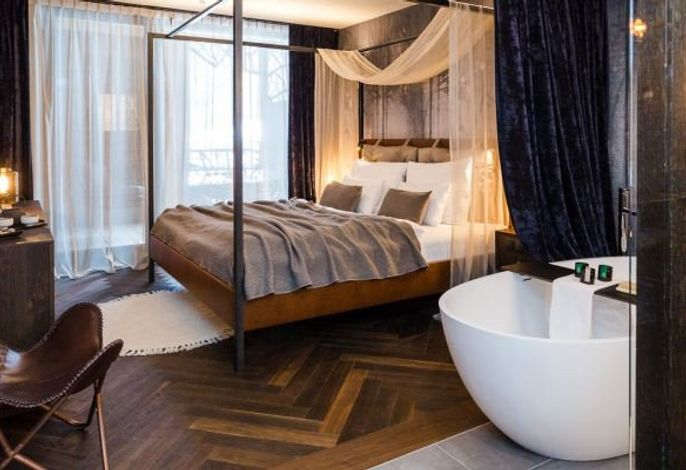 Ein Hotel für die SEELE... wo Gegensätze sich magisch anziehen.