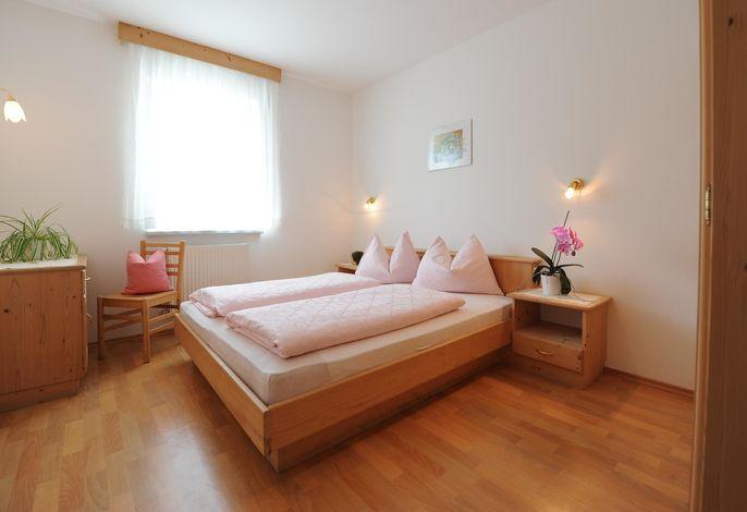 Doppelzimmer Ferienwohnung Nr. 1