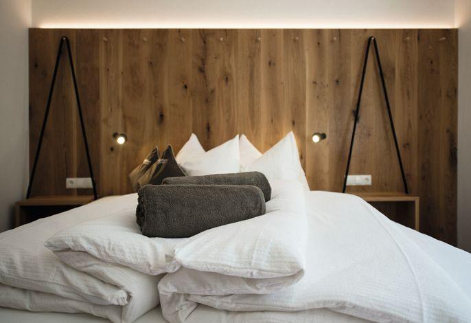 Schlafzimmer App. Fermeda