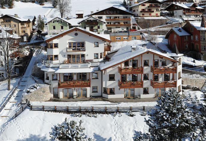 Residence Winteransicht