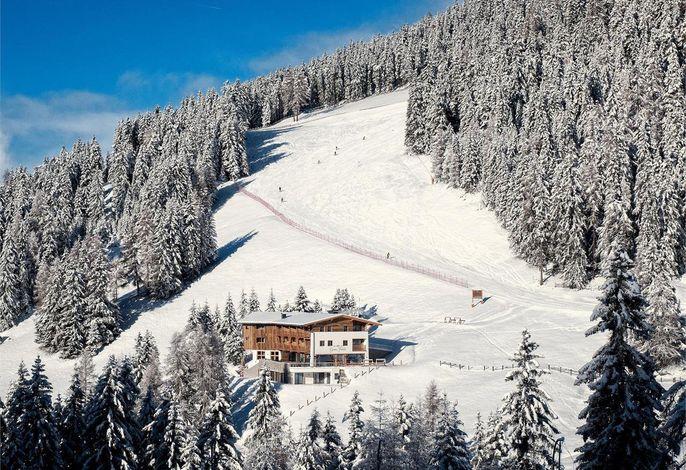 Hotel direkt an der Skipiste - Kronplatz / Dolomiten
