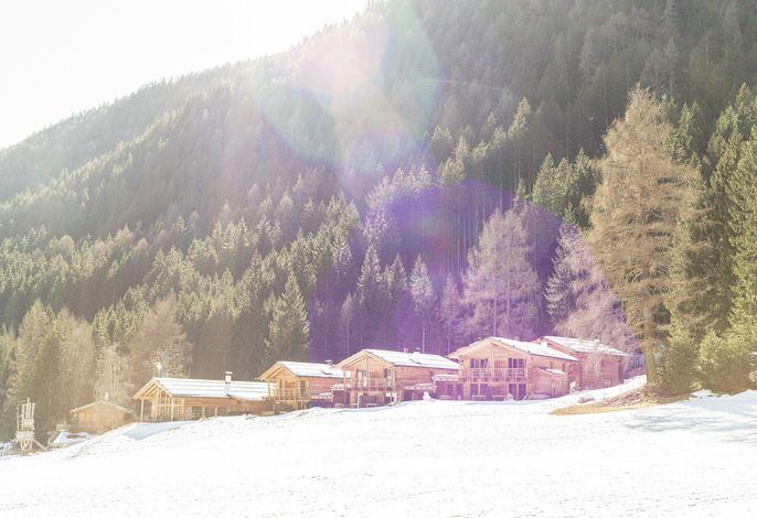 Chalets Valsegg Winter