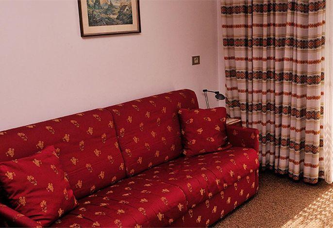 Wohnung A1 Wohnraum