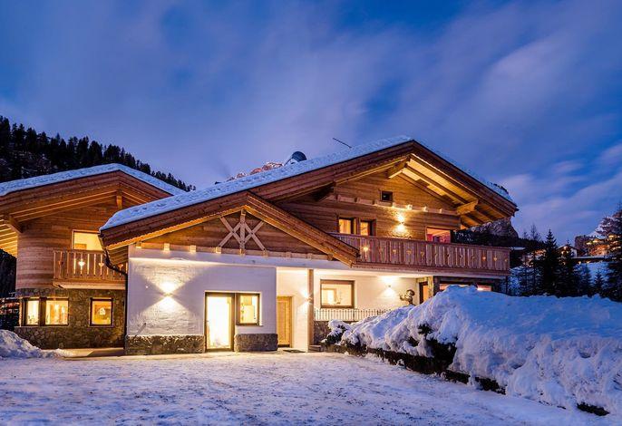 Apartments Piciulei Selva Wolkenstein Val gardena Dolomites Esterno