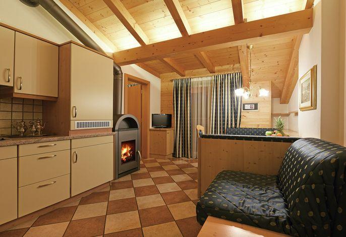 Alpin-Residence Amadeus***###br######br######br###Für einen autofreien Urlaub in einem heimischen Ambiente, ist unser Apart-Hotel in Seis die richtige Wahl für Sie. Hier fühlen Sie sich wie daheim.