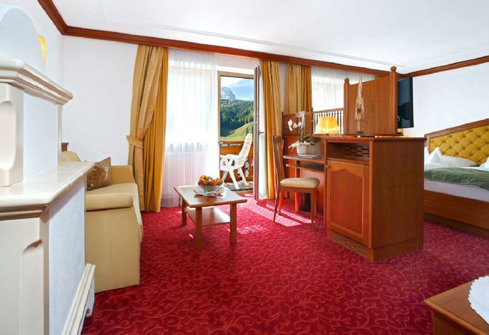 Wohlverdientes Urlaubsglück wartet auf Sie bei uns im 4 Sterne Hotel Sun Valley mit malerischer Märchenkulisse, fesselnden Aktivitäten in der Natur, himmlischen Wellness-Einrichtungen und einmaliger Gourmetkulinarik!