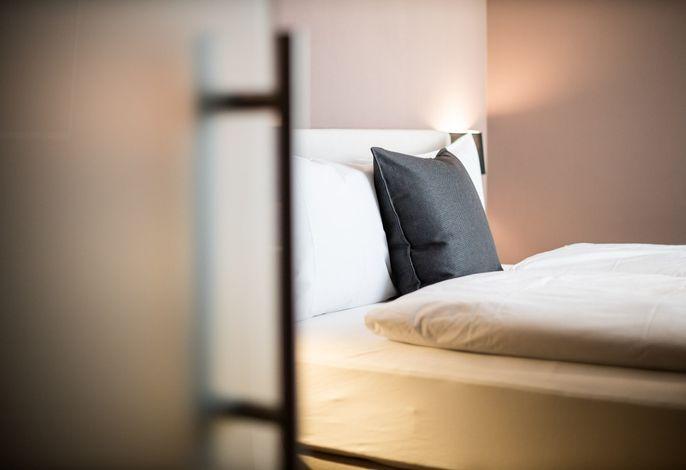 Ankommen, loslassen und sich ganz wie zuhause fühlen – unsere exklusiven Ferienwohnungen in Kastelruth sind ein Platz zum Wohlfühlen.
