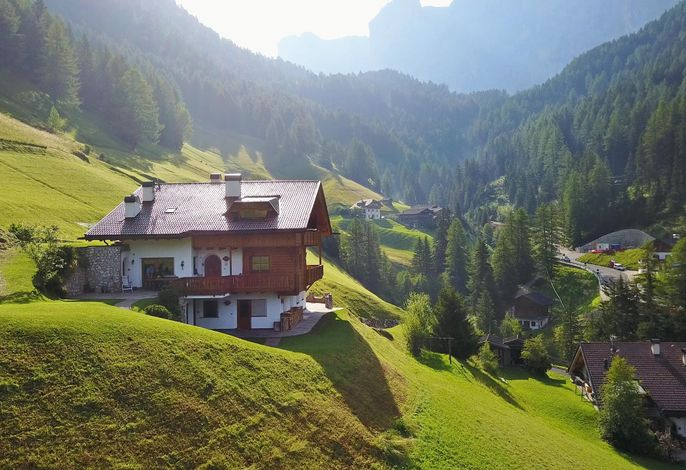 Chalet Prinoth Val Gardena Dolomites