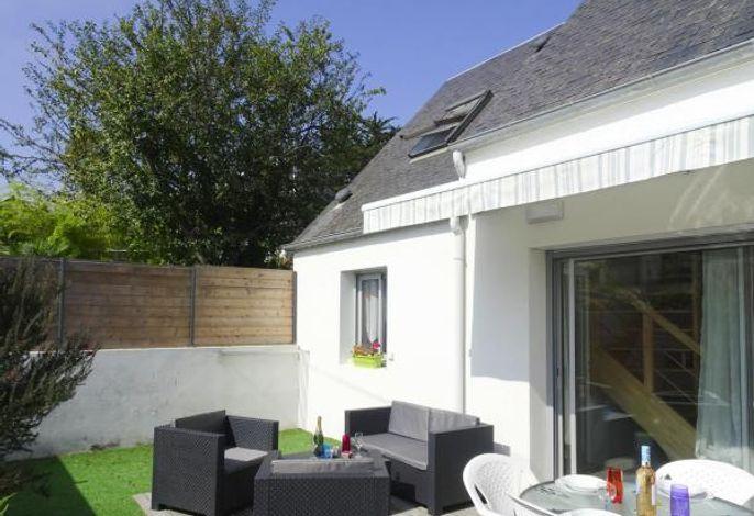 Ferienhaus, St. Quay-Portrieux