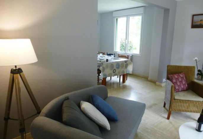 Ferienhaus, Plounévez-Lochrist