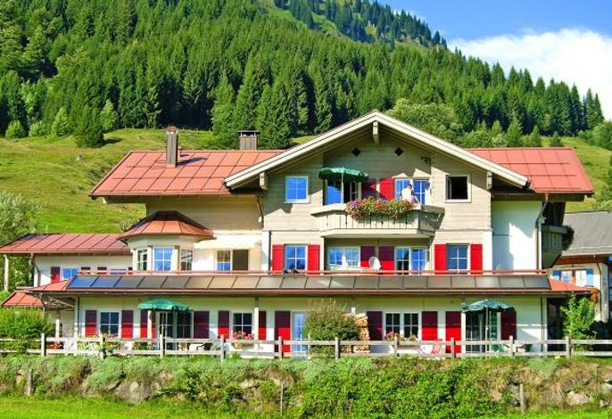 Landhaus Alpenrösle, Balderschwang