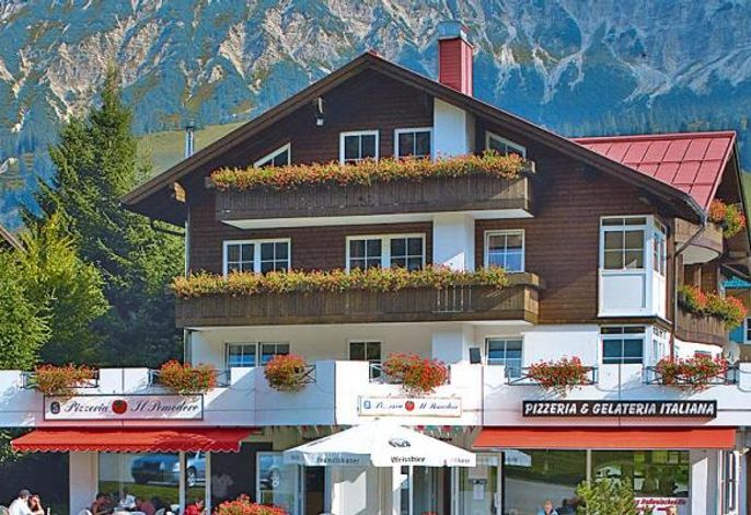 Chalet Jochpass, Oberjoch