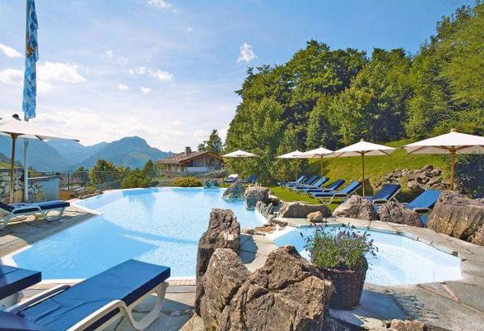 Spa-Bereich Hotel Lanig